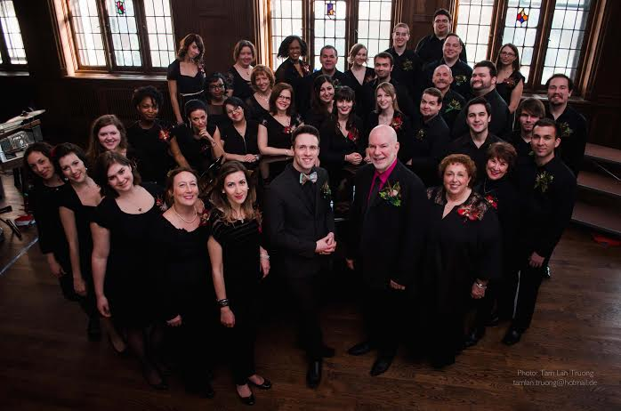 Candlelight Christmas with The Lyric Theater Singers. Photo by Tam Lan Truong