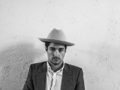 """Matthew Vasquez's first solo LP, """"Solicitor Returns"""" is available from Dine Alone Records. Photo credit: Matthew Vasquez."""