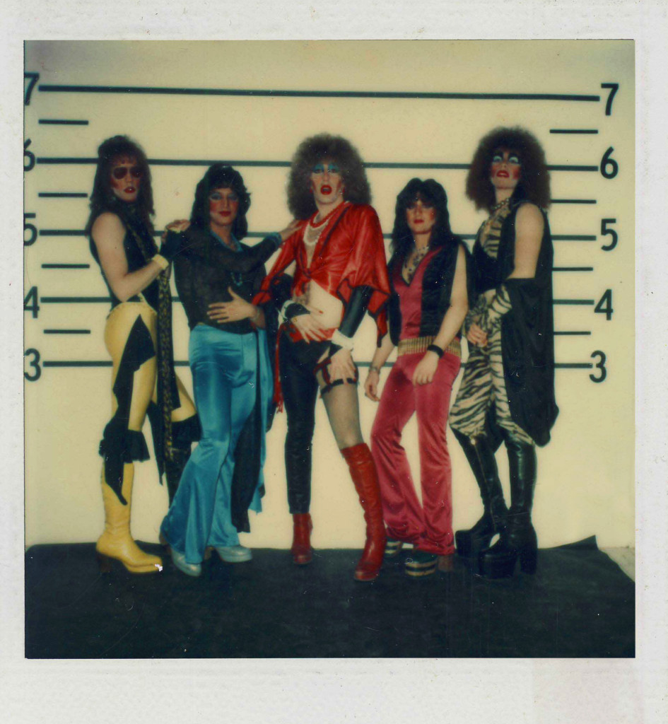 Twisted Sister in WE ARE TWISTED F*CKING SISTER. Courtesy of Music Box Films