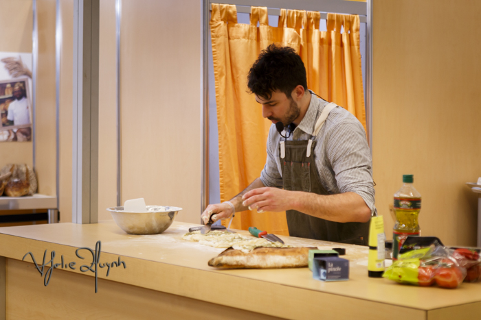 Bread and Pastry Competition. Expo Sante et Manger. Photo Lily Huynh.