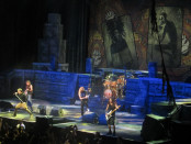 Iron Maiden - Bell Centre April 1st 2016