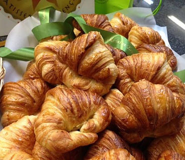 marius et fanny croissants. from their webpage