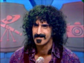 Frank Zappa @ Fremantlemedia North America_1971_What's My Line, Courtesy of Sony Pictures Classics.