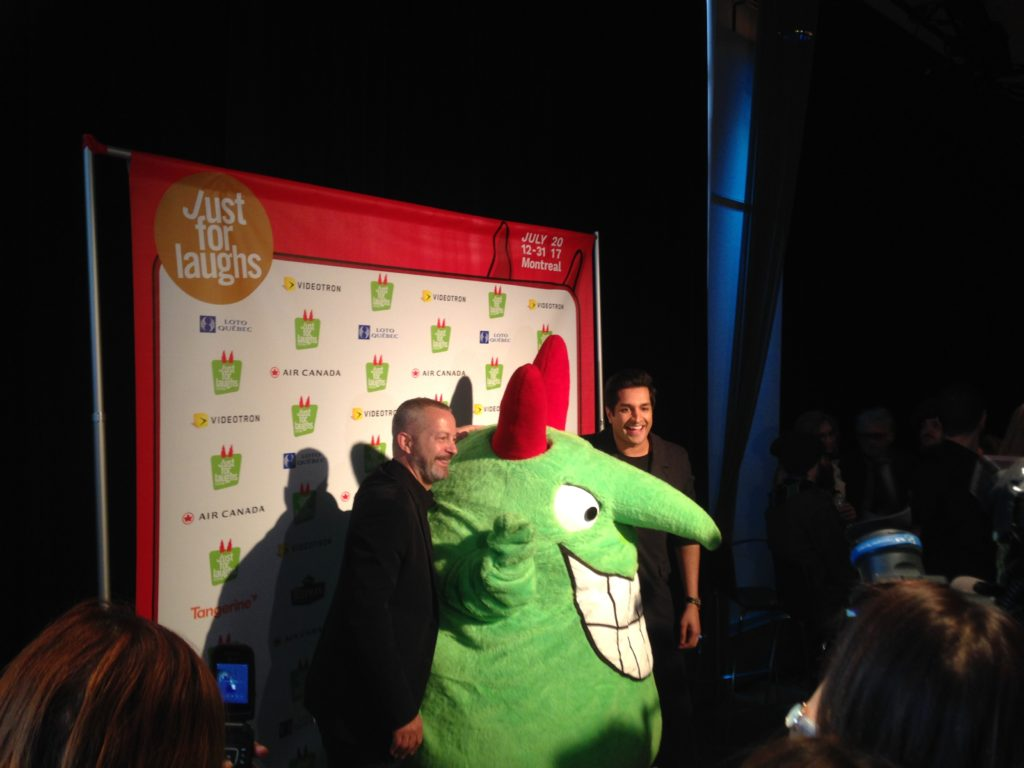 Just for Laughs 2017 Press Conference.