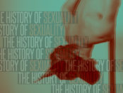 Dane Stewart's The History of Sexuality. Banner Clara Legault