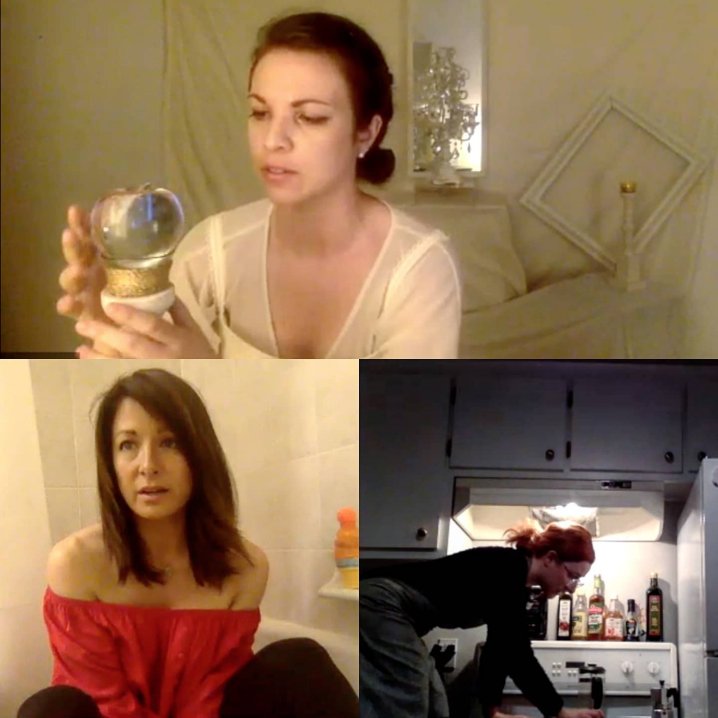 The Fairies are Thirsty on Zoom with Sabrina Auclair, Camila Fitzgibbon, and Sandra Lee