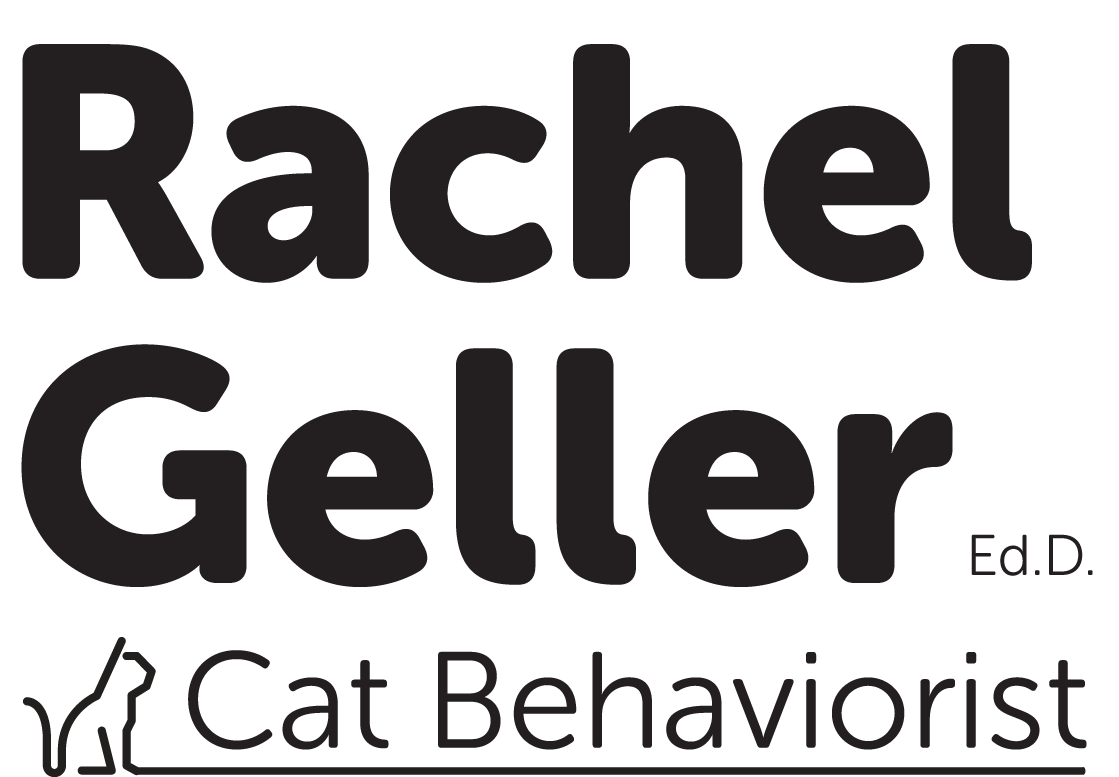 Rachel - Cat Behavorist Square Logo