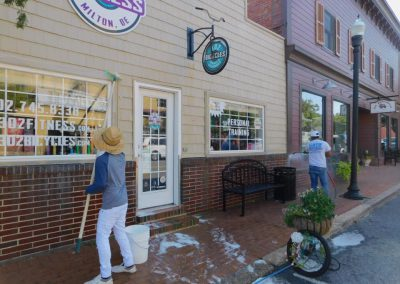 commercial business washing georgetown de