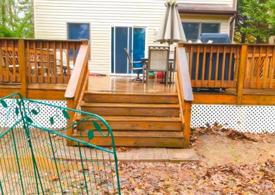 Residential pressure washing services in Georgetown, DE