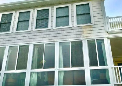 Residential house washing services in Georgetown, DE