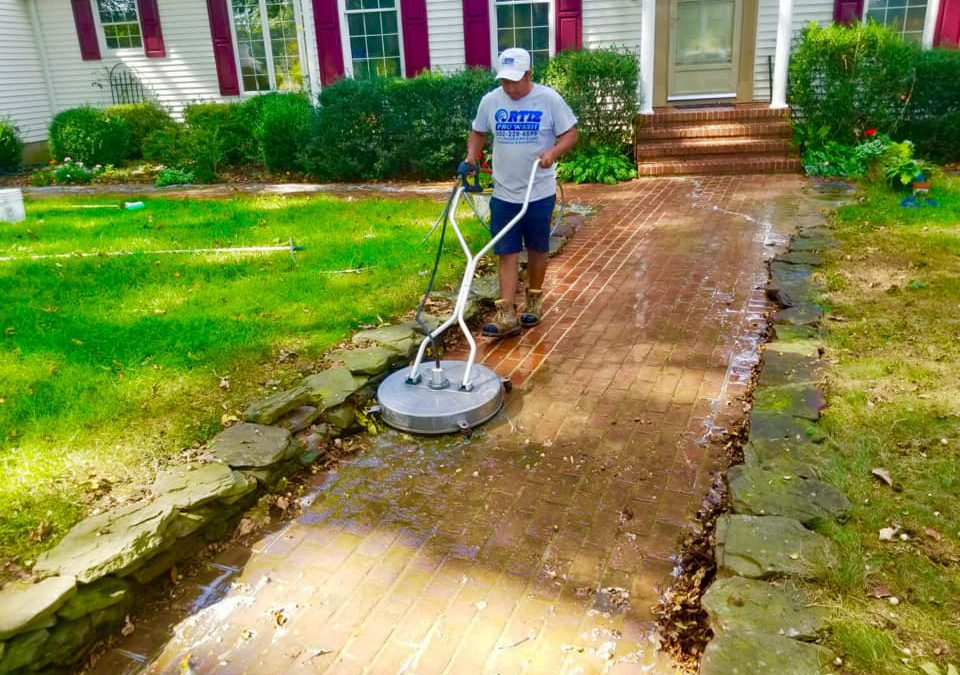 5 Factors Why You Should Pressure Wash Your Property This Spring