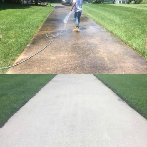 What Is The Difference Concerning Power Washing and Pressure Washing?