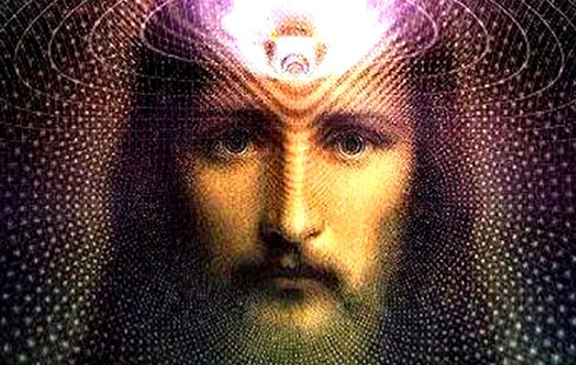 Master Jesus and the Third Eye