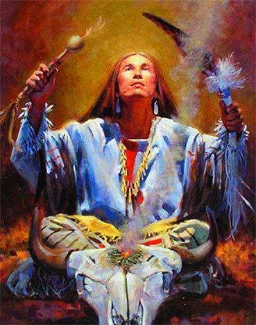 Lemlet Native American