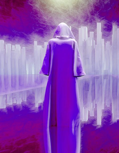 Lavender Robe Order
