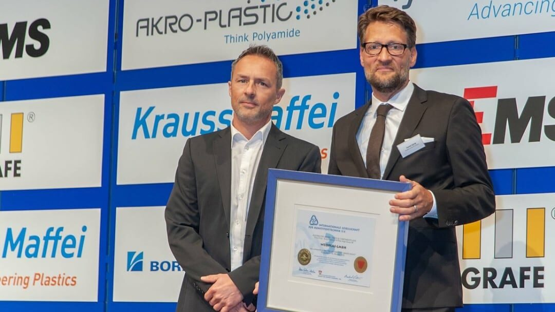 Automotive Award with our ColorFuse Technology
