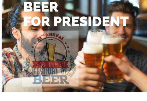 Lee and London Tapped for PR and Marketing for San Diego Festival of Beer