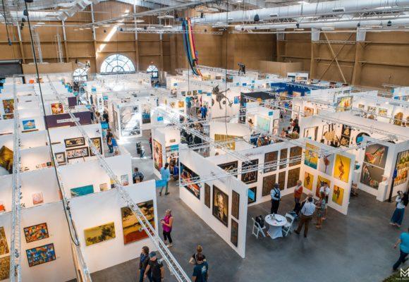 Art San Diego Thrives at New Del Mar Venue, Announces 2018 Dates