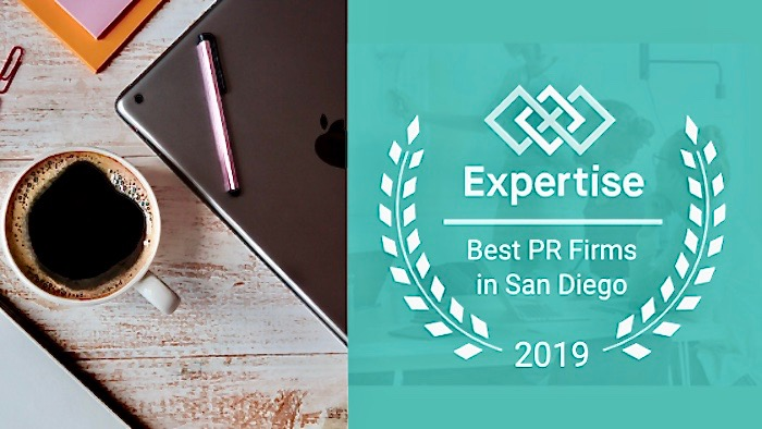 Expertise.com Names Lee and London PR a Top Agency in San Diego