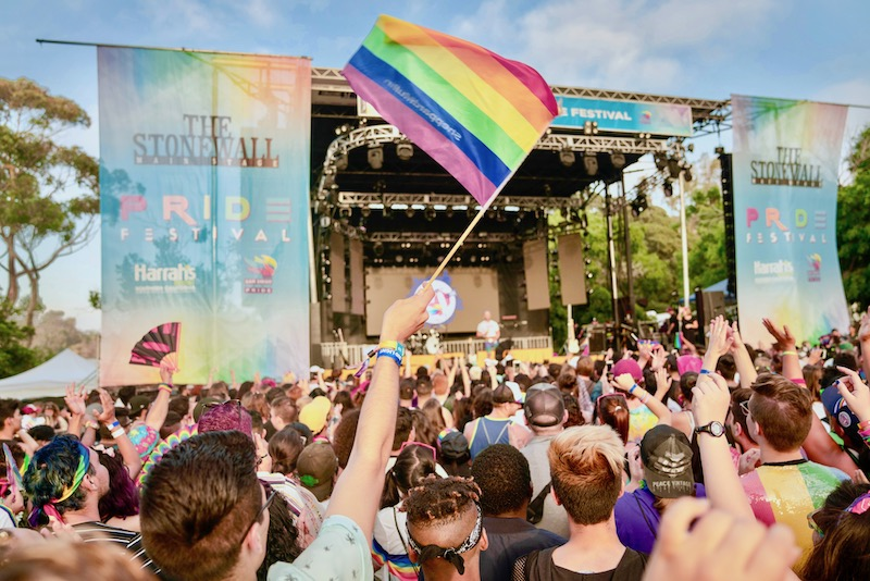 San Diego Pride Parade And Festival Breaks Attendance Records With The Help Of Lee And London's PR Expertise