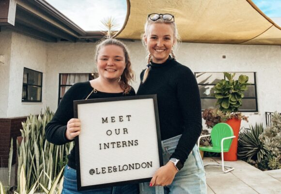 Meet the Spring Interns, Molly and Lauren!