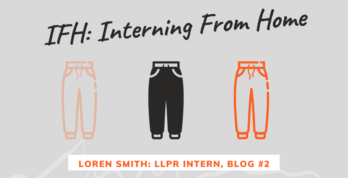 IFH: Interning From Home