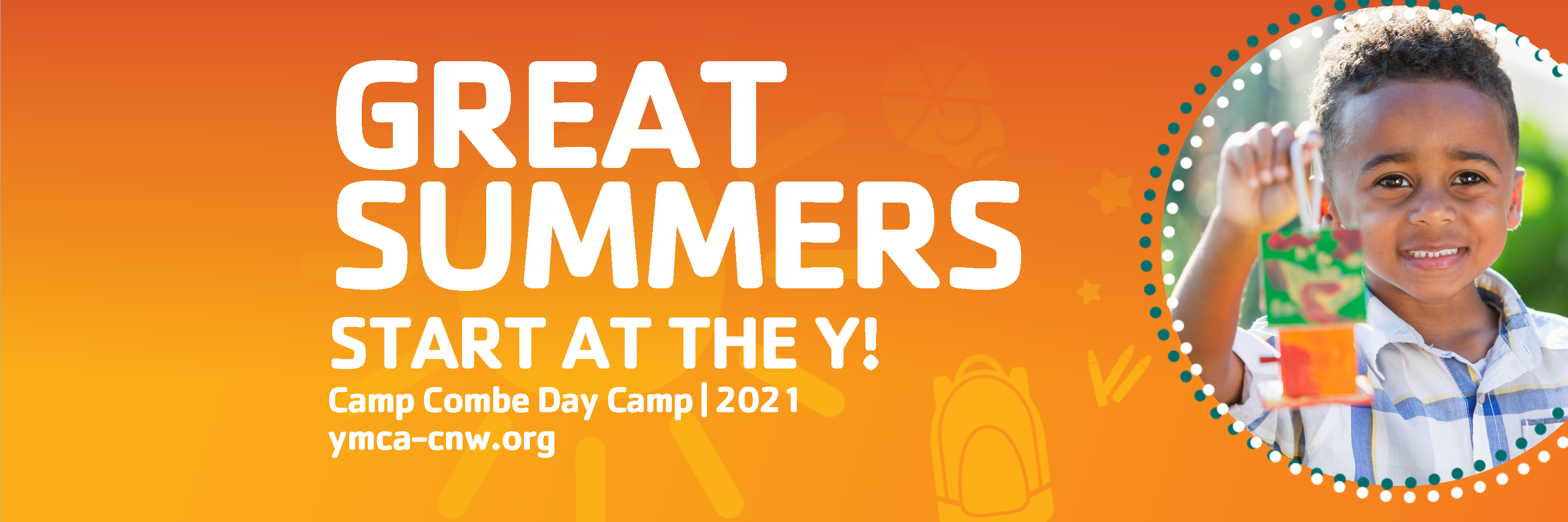 Camp Programs, Bus & Registration