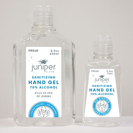 Juniper Clean Hand Gel