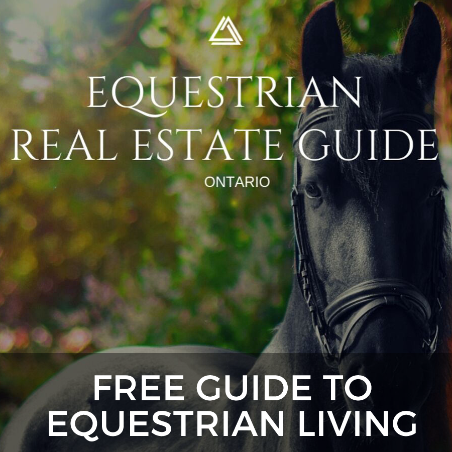 Free Guide to Buying an Equestrian Property in Ontario