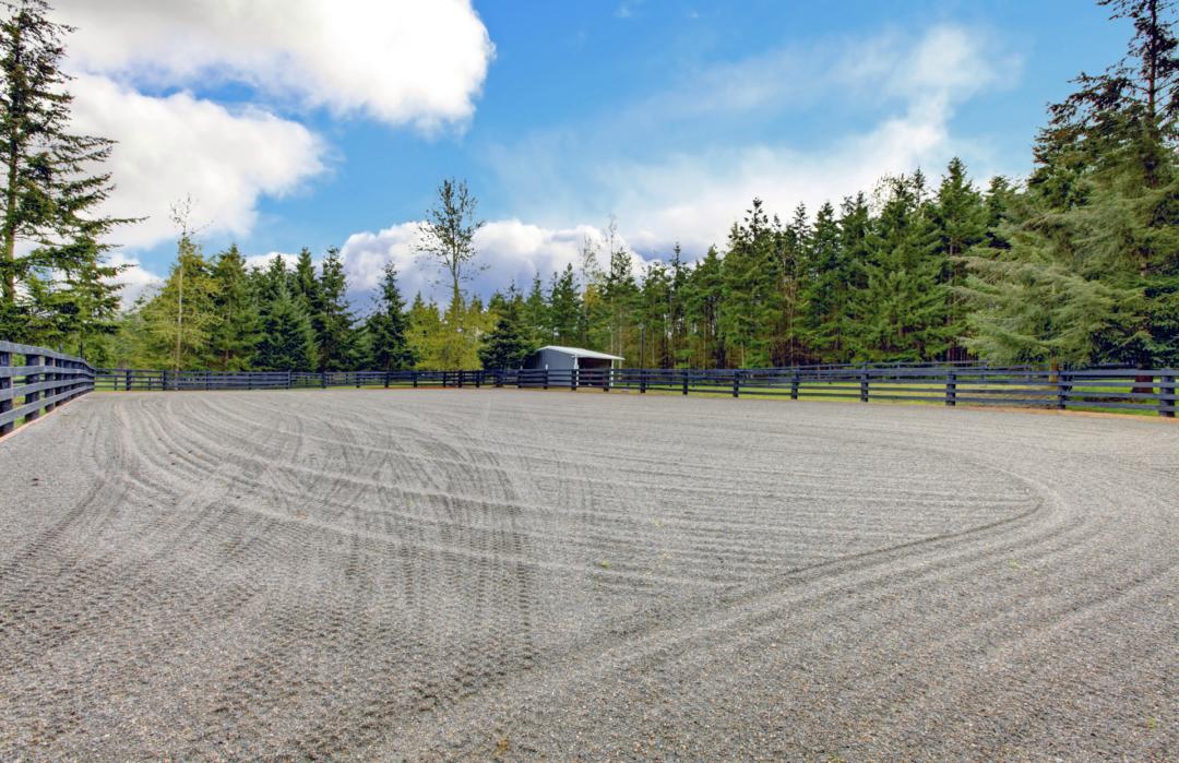 Sand Arena - Footing
