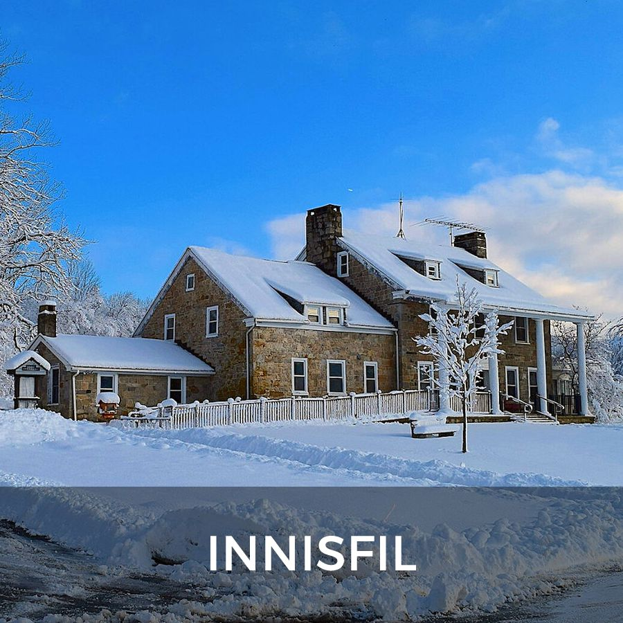 Innisfil Farmhouse