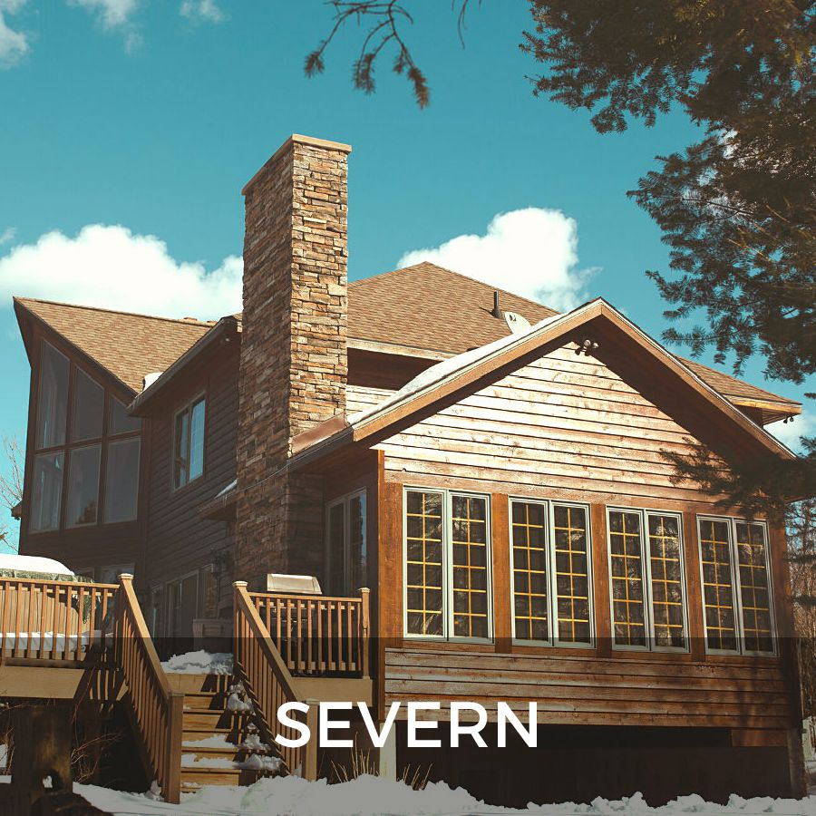 Severn Log Home