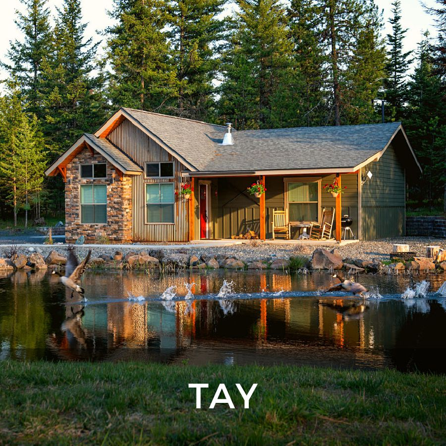 Tay gorgeous country home