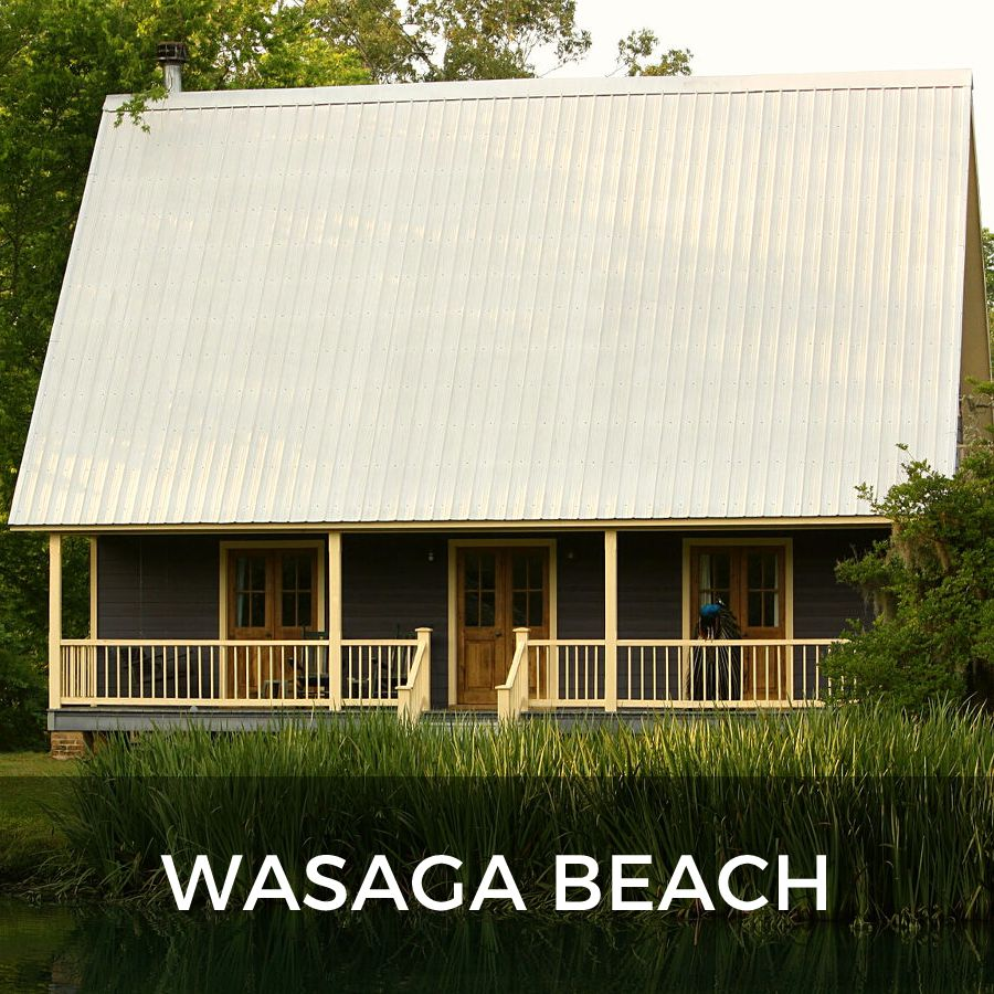 Wasaga Beach Country Home