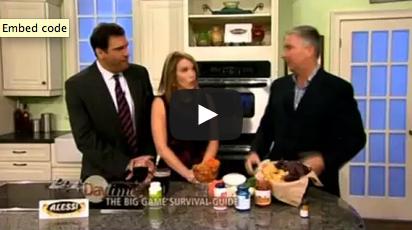 Herbal Pharmacist David Foreman's Tips on Surviving Super Bowl Parties