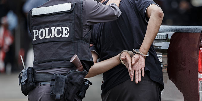 Expunge or seal arrest record in Tampa Florida. Person being arrested.