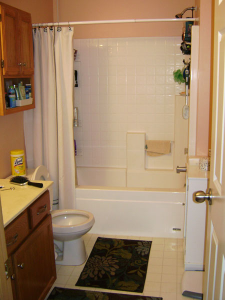 bathroom remodeling, renovation