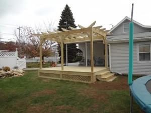 exterior carpentry