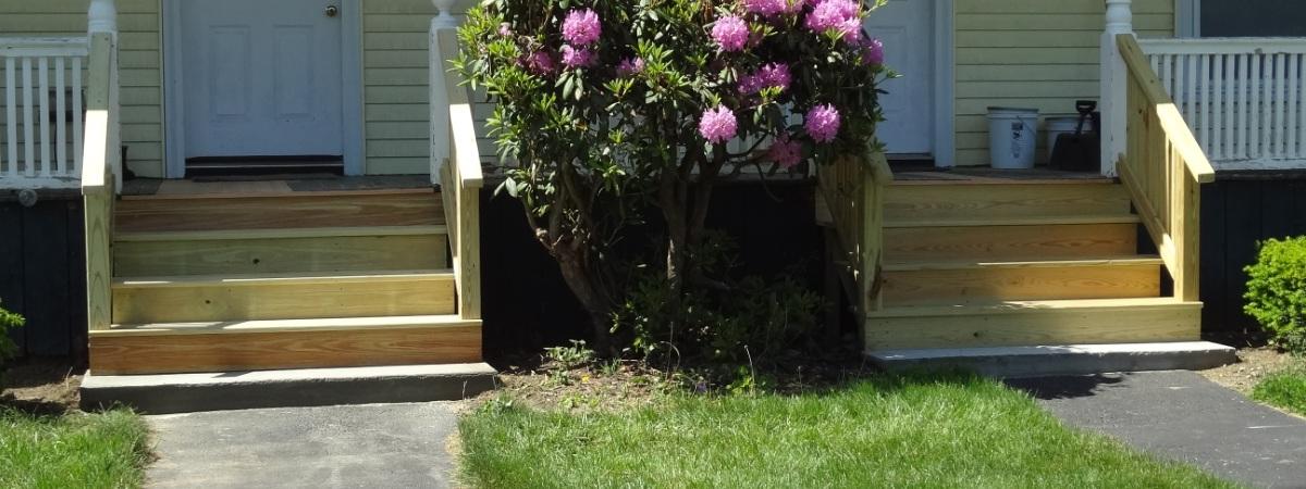 Deck Repair - Maintenance