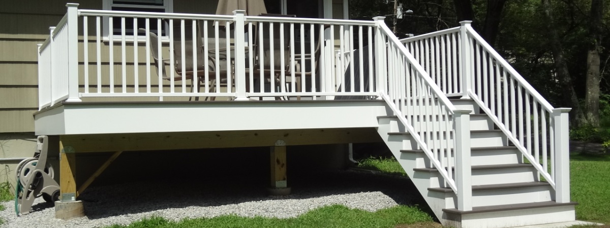 Ad new deck for home improvement