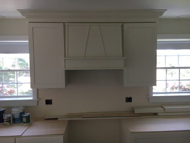 Kitchen Cabinets Hood