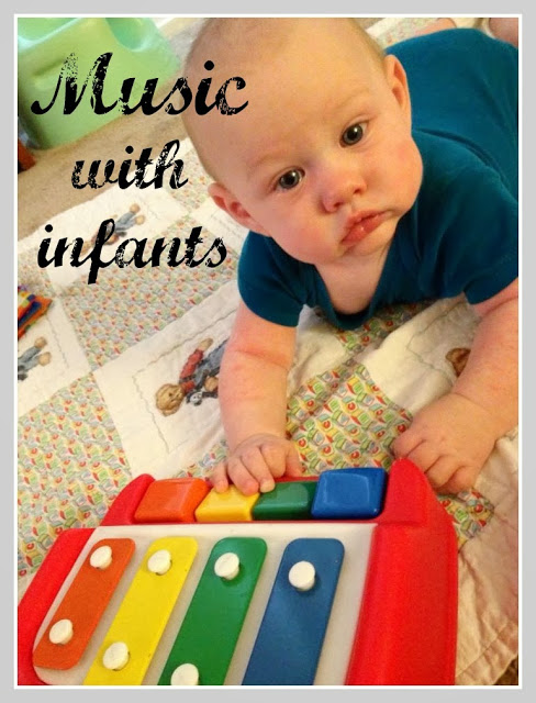 Music with infants