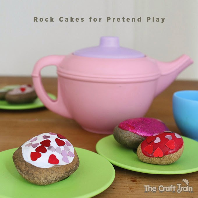 http://www.thecrafttrain.com/1/post/2014/10/rock-cakes-for-pretend-play.html#comment-3147