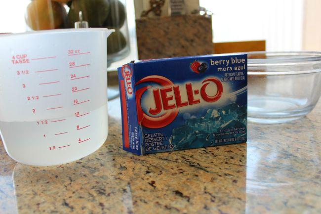 jello supplies
