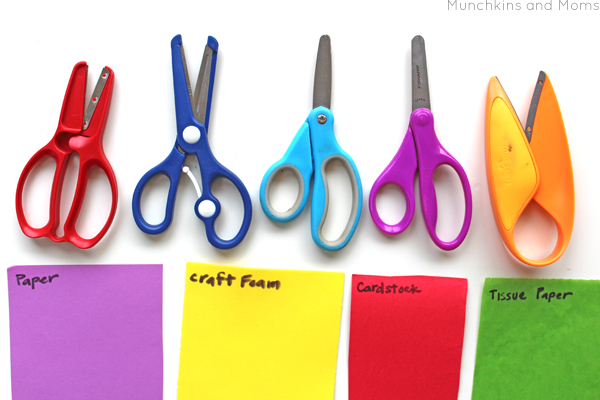Do you know which scissors are best for your preschoolers? See the review of five popular children's scissors and how they benefit different types of kids.