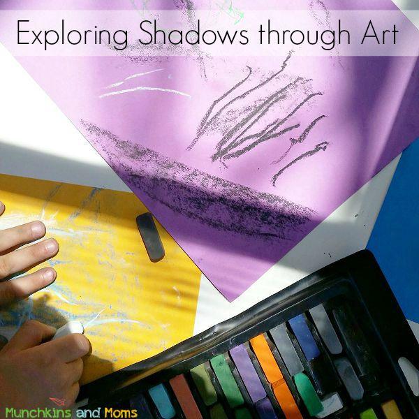 Exploring Shadows through art