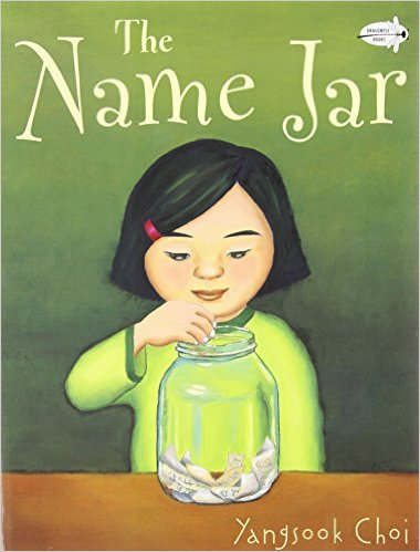 the Name Jar and other tips and books about respecting our friend's names.