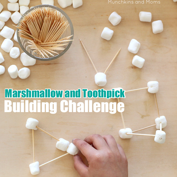 Can preschoolers really learn anything from marshmallows and toothpicks?