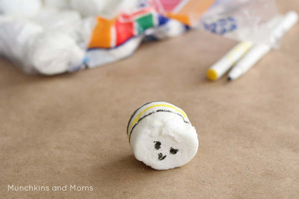 """""""I'm bringing home a baby bumblebee..."""" This classic preschool song has always been a he hit! Kids will love this marshmallow component!"""