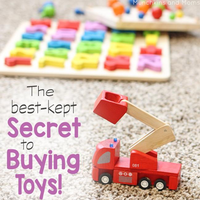 The Best Kept secret to Buying Toys